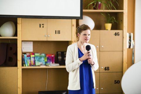 Marketa Kabatova - lecturer