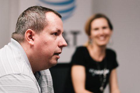 Marek Chmel z AT&T