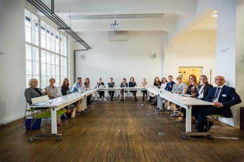 The meeting of Czechitas key partners 2017