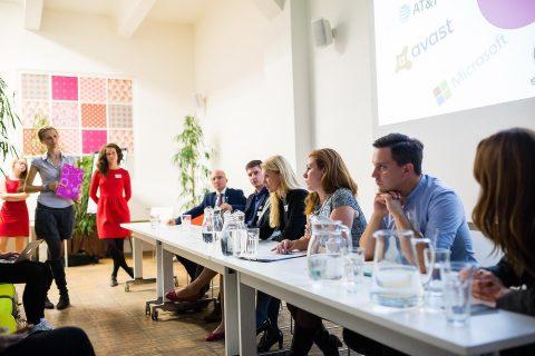 Panelová diskuze k průzkumu Czechitas Ženy v IT 2017