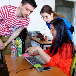 Ústí City Hackathon: Chytré město, chytrá doprava - Czechitas