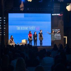Konferenci Marie Claire – Dream Big 2017 navštívilo 513 žen - Czechitas