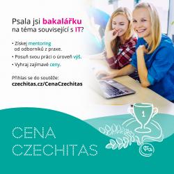 Cena Czechitas - Czechitas