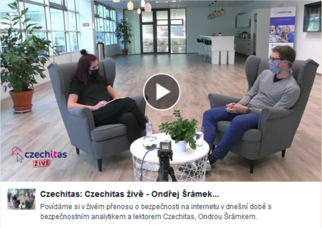 Czechitas Živě