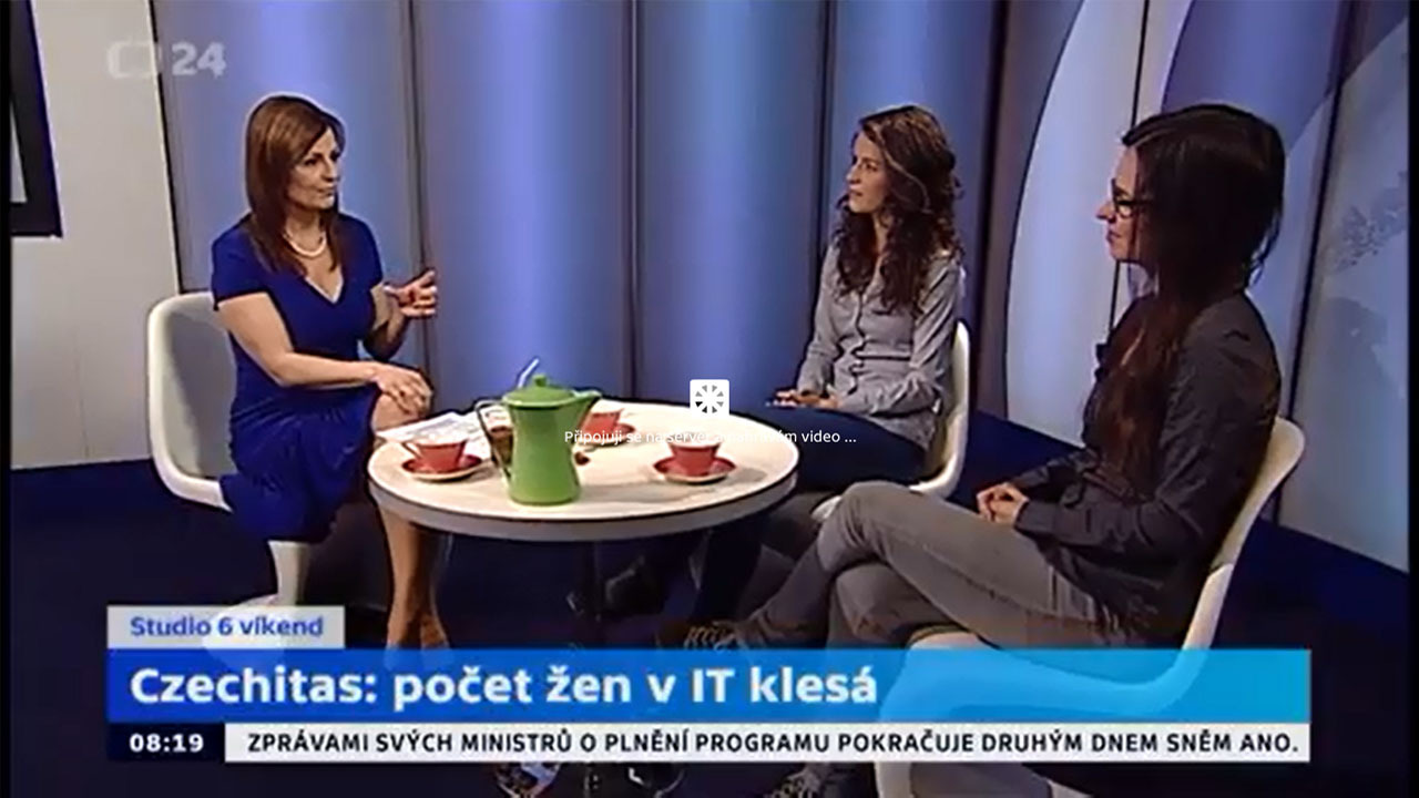 ČT24 - Czechitas