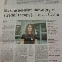 Hospodářské noviny - Czechitas