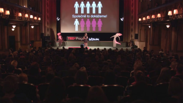 TEDx Prague Women - Czechitas